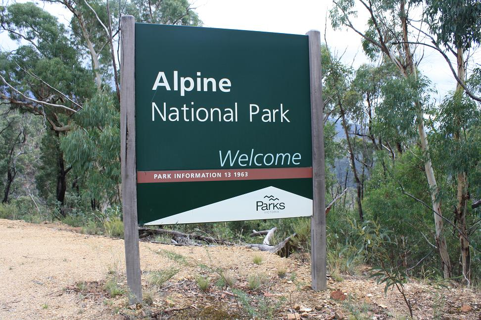 alps partnership parks alpine national park