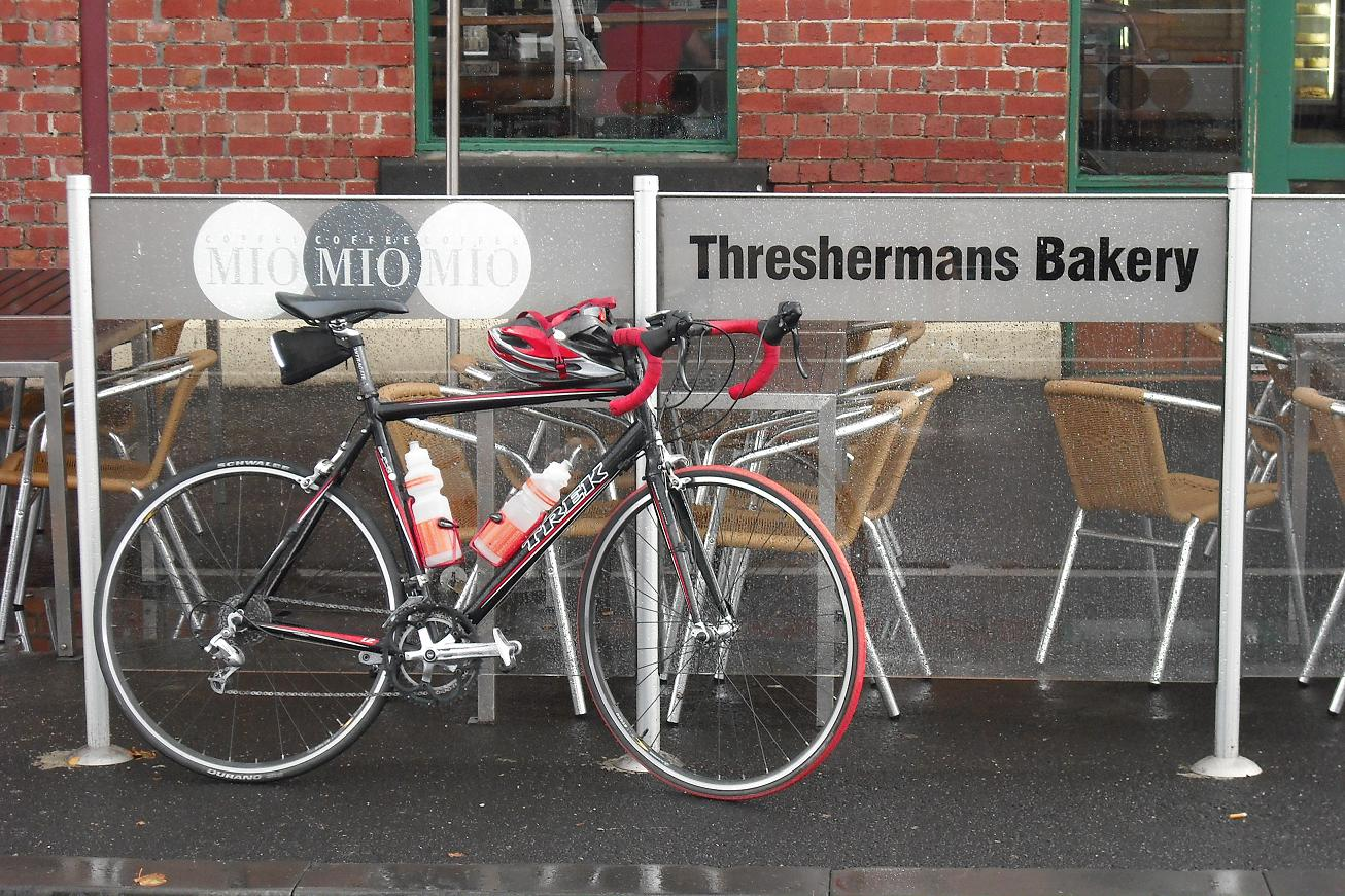 Outside Threshermans