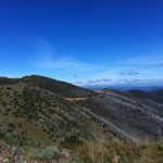 More view from the Mt. Hotham climb