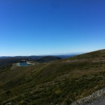 Summit of the Mt. Hotham climb