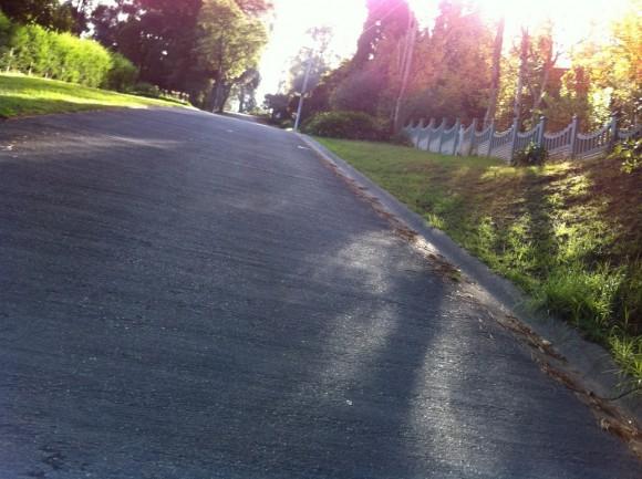 Martyr Road, Warburton