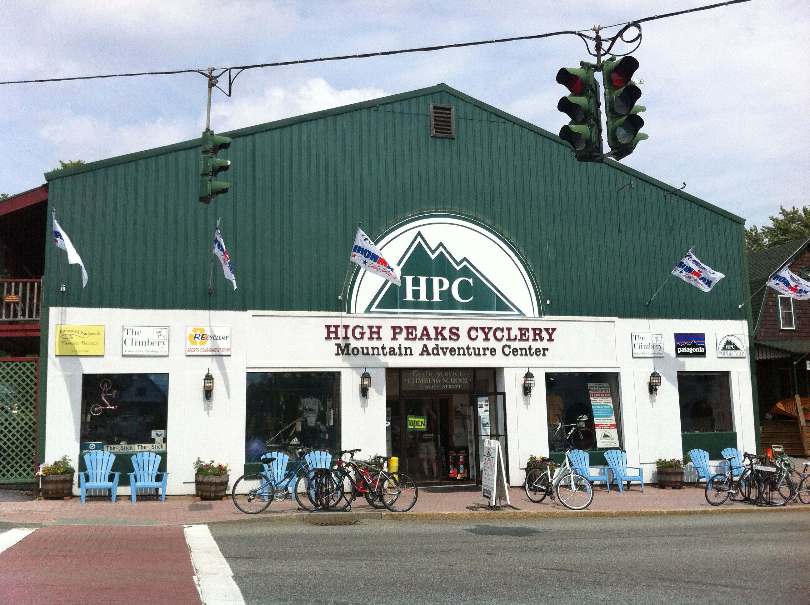 High Peaks Cyclery, 2733 Main Street, Lake Placid, New York