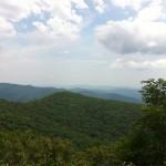 Cycling USA: Climbing the Blue Ridge Parkway