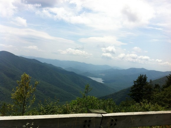 Blue Ridge Parkway indeed.