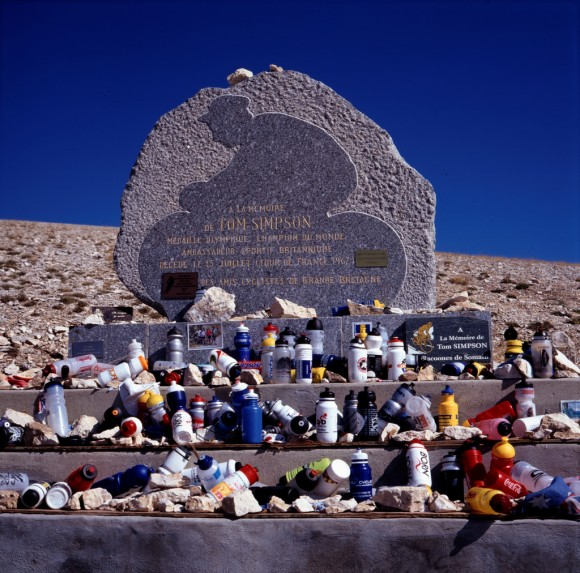 The Tom Simpson memorial (Image: schoeband/Flickr)