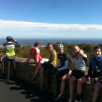The Crucifix group ride: riding together, suffering alone