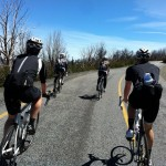 7 Peaks Domestique Series ride #1: Lake Mountain