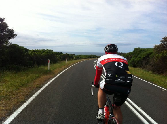 The coastal road between Cape Paterson and Inverloch was one of the clear highlights.