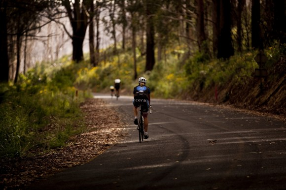 There are many reasons to enjoy a ride in the hills.
