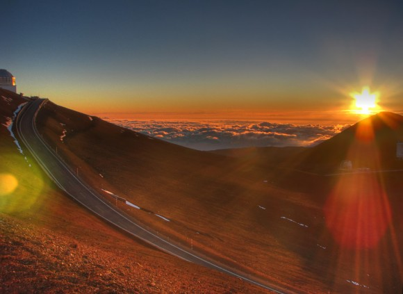 Mauna Kea: 68km at 6%. Game over.