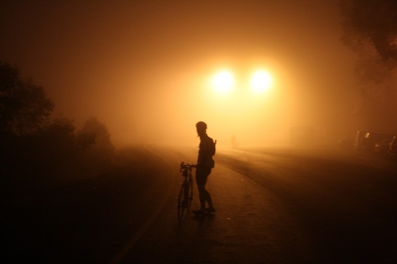 It's normal to be nervous before a big ride like 3 Peaks (Image: Brendan de Neef)