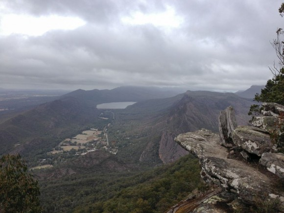 One of the great views from Boroka Lookout.