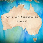Tour of Australia: stage 2