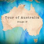 Tour of Australia: stage 2