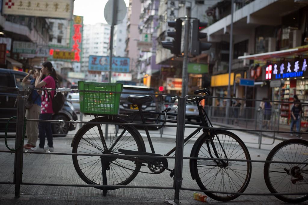 More Hong Kong bikes.