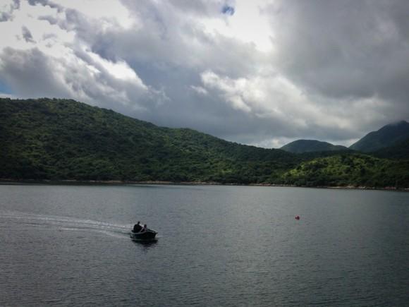 More views from Wong Shek Pier.