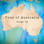 Tour of Australia: stage 14