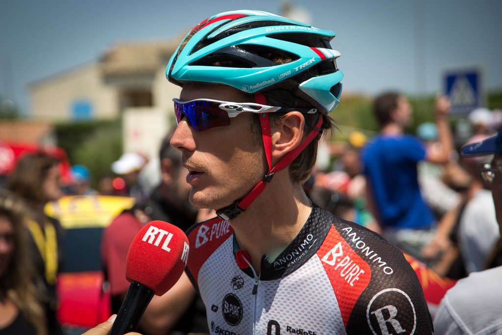 Who would have though Andy Schleck would finish ahead of Cadel Evans in this year's Tour? Great to see Andy improving again.