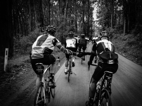 A big part of the Domestique rides is bringing riders together and, hopefully, creating new friendships.