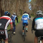 Cycling Victoria's Mt. Macedon Challenge 2013