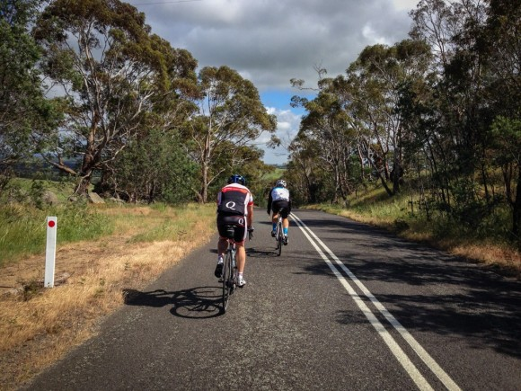 Mt. Macedon Challenge ride (10.11.13) 027