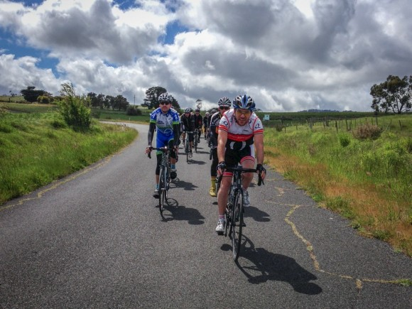 Mt. Macedon Challenge ride (10.11.13) 067