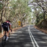 Cycling in the Adelaide Hills
