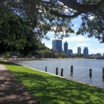 Two days of cycling in Perth