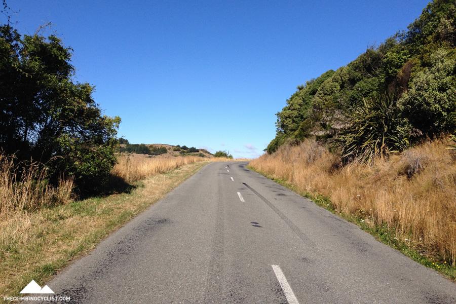 Summit Road.