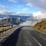 Cycling New Zealand 2015: climbing Coronet Peak