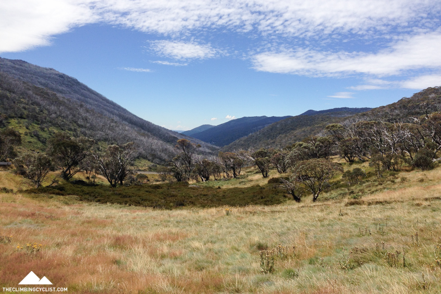 Views towards Thredbo from Dead Horse Gap.