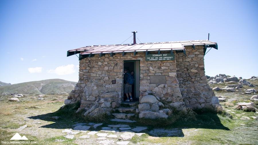 Seaman's Hut.