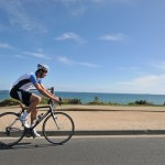 Why I love cycling on Beach Road