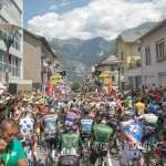 What it's like to cover the Tour de France
