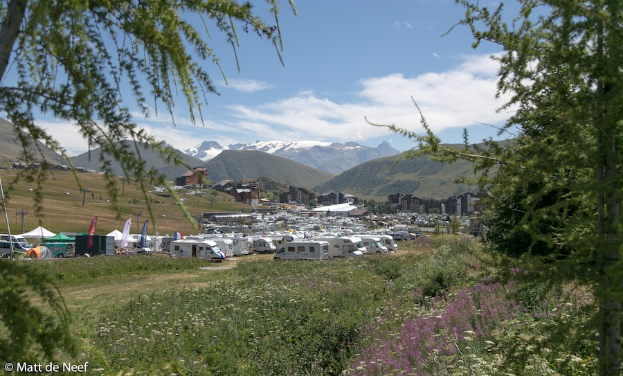 Alpe d'Huez.