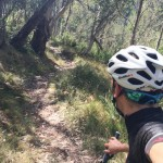 Mountain biking at Mt. Buller and Mt. Stirling