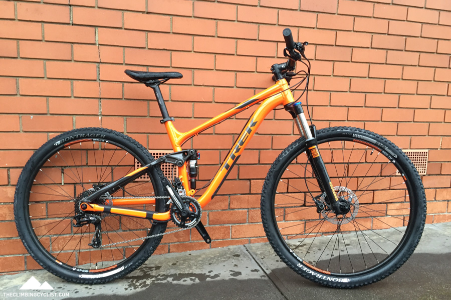 The Trek Fuel EX 5.
