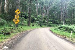 Basin Olinda Road