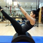 Pilates for cyclists: a lesson in breathing, stretching and pain