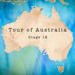 Tour of Australia: stage 14