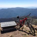 Mountain biking at Mt. Buller