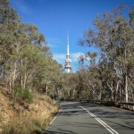 A weekend of cycling in Canberra
