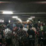 Video: Bike racing in a multi-story carpark