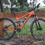 New bike day, new challenge