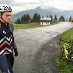 Crashing in Austria, Le Tour and riding in London